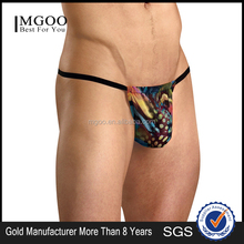 Popular Hot Sale G Strig Sexy Male Mens Sublimation Print Man In Panty Girdles Brief For Man