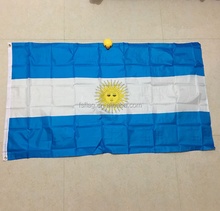 China Manufacturer 2018 World Cup flag 32 Country Flag Argentina Flag In Stock For Sale