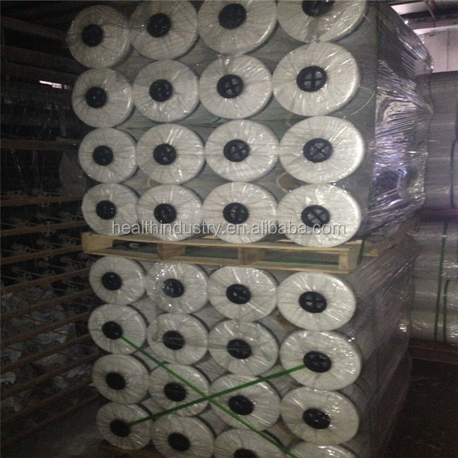 (American and Australia market )White silage bale net wrap