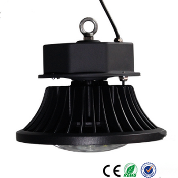 High quality ufo outdoor linear 100w aluminum led highbay light reflector meanwell driver