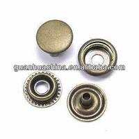 metal buttons for coats