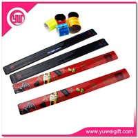 Low Price Advertising Promotional Gift Slap Bracelet