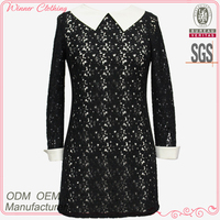 Ladies Black Formal Dress Patterns With Lace