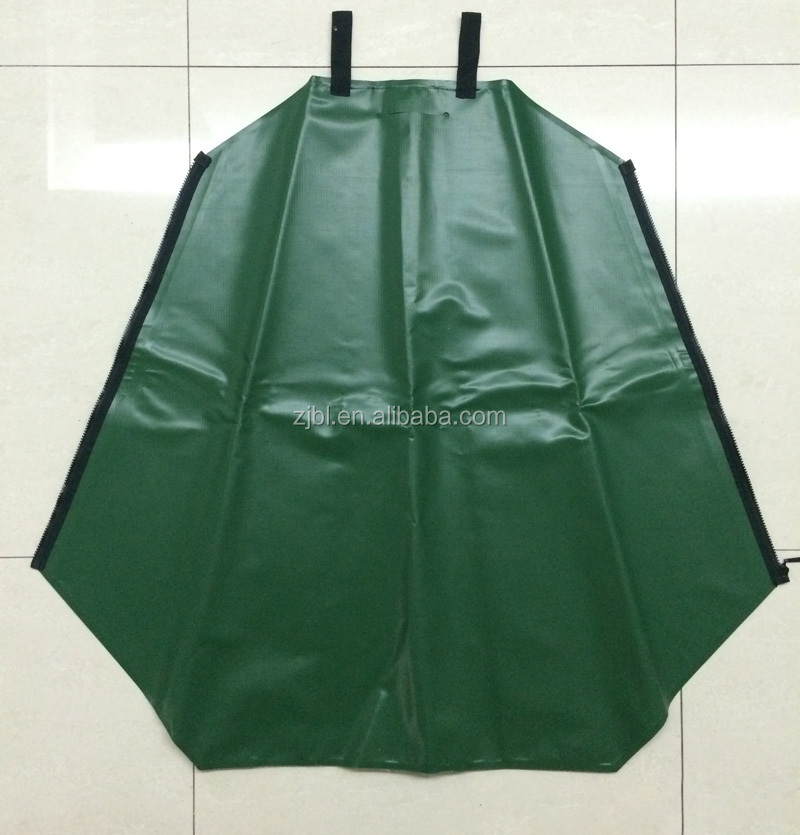 hot selling slow release PVC tree watering bag from treegator