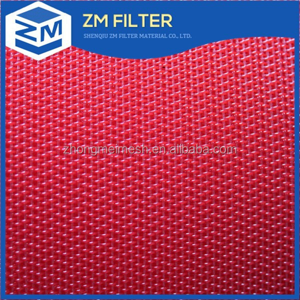 round/stretching wire polyester dryer fabrics/ belt/screen for paper making