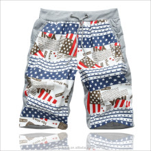 Hot Custom Summer Men Leisure Polyester Cotton Short Shorts Half Pants