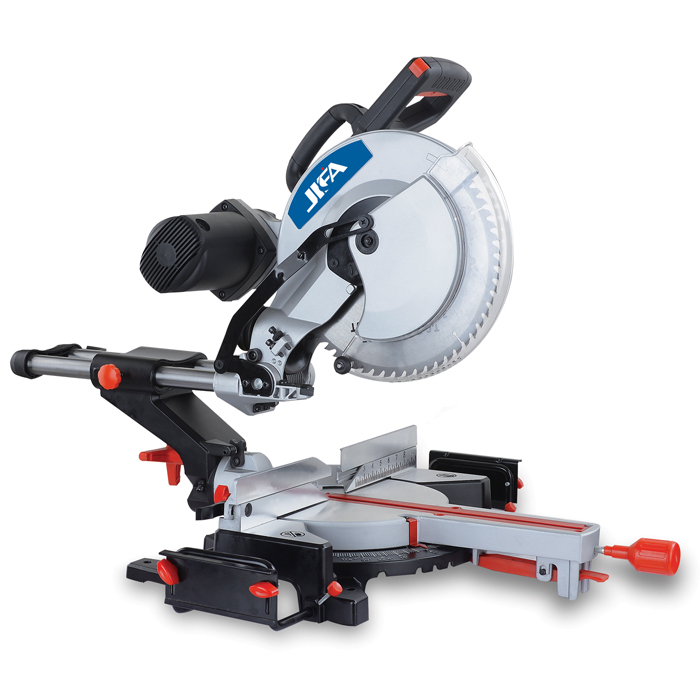 how to use a dual bevel compound miter saw