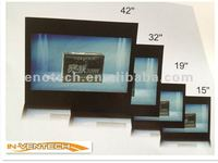 46 inch wall mounting lcd transparent lcd display(Full HD 1080P,build-in TV)
