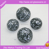 wholesale glass balls wedding decorations