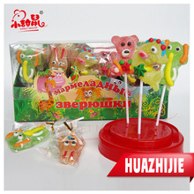 205201610 giant gummy bears,candy lollipops,Yummy Gummy Candy OF Animal Shape