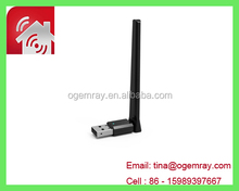 Desktop Connection and AC Output Type 802.11n High Power Wireless USB Adapter GX-RT7003EA
