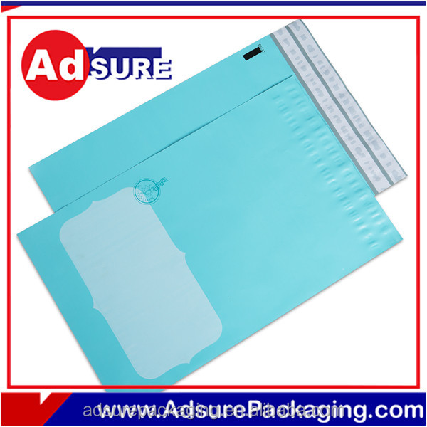 Protective Grey Plastic Packaging Mailing Bags for Delivery