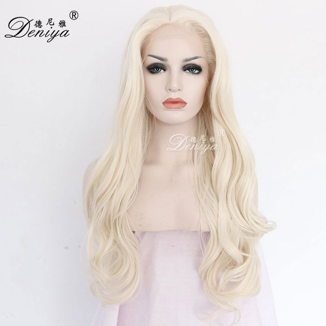 Hot selling 100% natural wet and wavy human hair lace front wigs for white woman