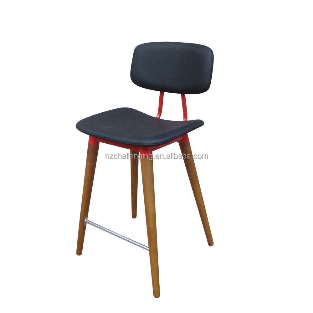 BS021 Bar chair 3d model