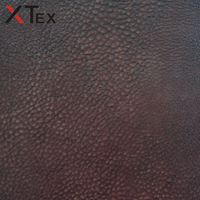 vinyl leather, 54'' release paper technic two colors pu artificial leather nappa leather woven backing for sofa
