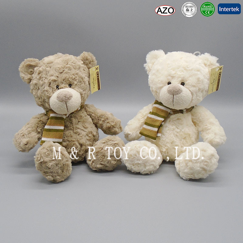 16cm stuffed dolls bear stuffed animals in different color