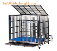 Custom dog cage/Stainless steel dog cage/Pet cage