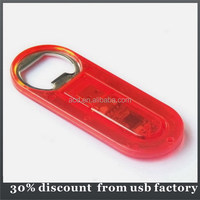 30% discount beer opener usb flash memory 64GB
