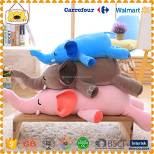 Cuddly kids soft colorful plush toy elephant