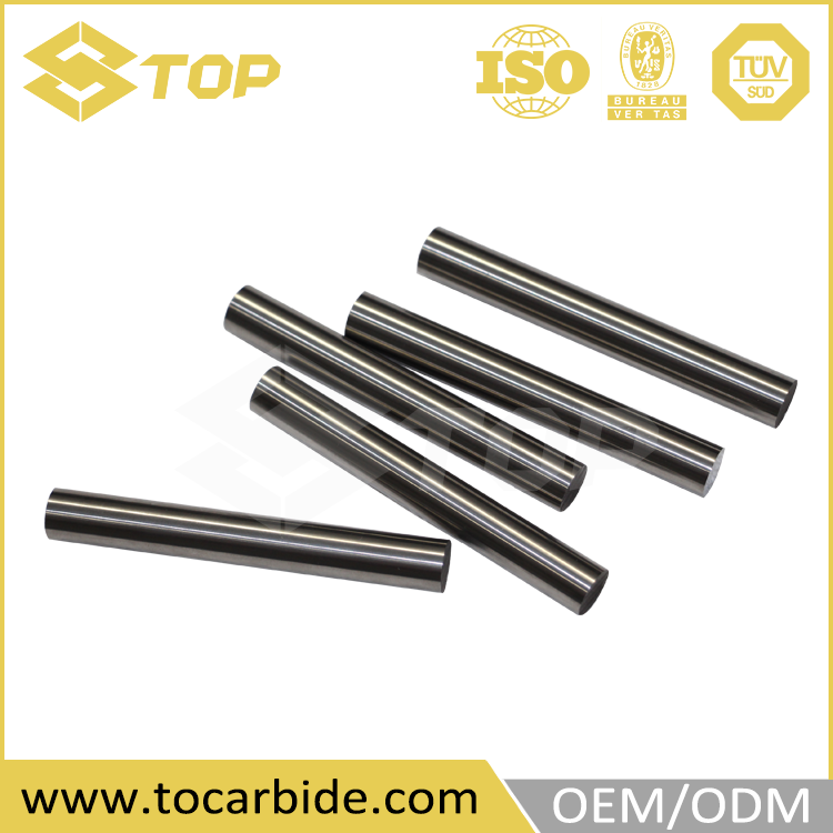 Professional tungsten carbide flat bar, solid tungsten carbide rods, hard surfacing welding rods