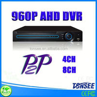 Hot new products for 2014, 8CH/16CH AHD DVR,dvr remote desktop
