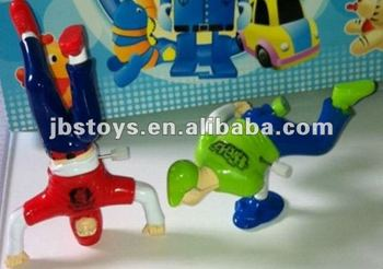 Hot Sell Fashion wind up funny toy figures TP11100299