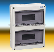 HT-24ways waterproof distribution box