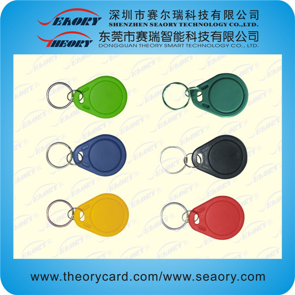 Irregular shape 13.56mhz iso1443a PVC smart rfid nfc tag & NFC Card