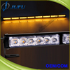 50 inch red blue amber car vehicle traffic directional advisor LED emergency warning flashing strobe light bars