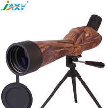 Jaxy 20-80X70 Professional power wide view long range Zoom Spotting Scope,target finder monocular telescope for hunting