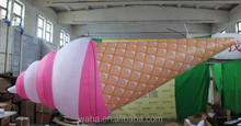 outdoor event advertising inflatable Ice cream,inflatable party/club decoration