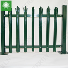 W/D/angle iron powder coated & galvanized Formit steel palisade fencing south africa