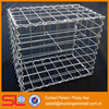 ISO9001 Factory supply galvanized welded gabion house, gabion wall, gabion retaining walls