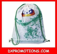 eco-friendly drawstring gym bag/gym drawstring bag