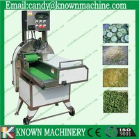 500-800kg per hour capacity potato chips cutting machine/potato slicing machine/pepper cutter machine