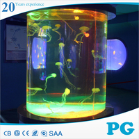 PG Fish Tank Acrylic Aquarium Automatic Feeder