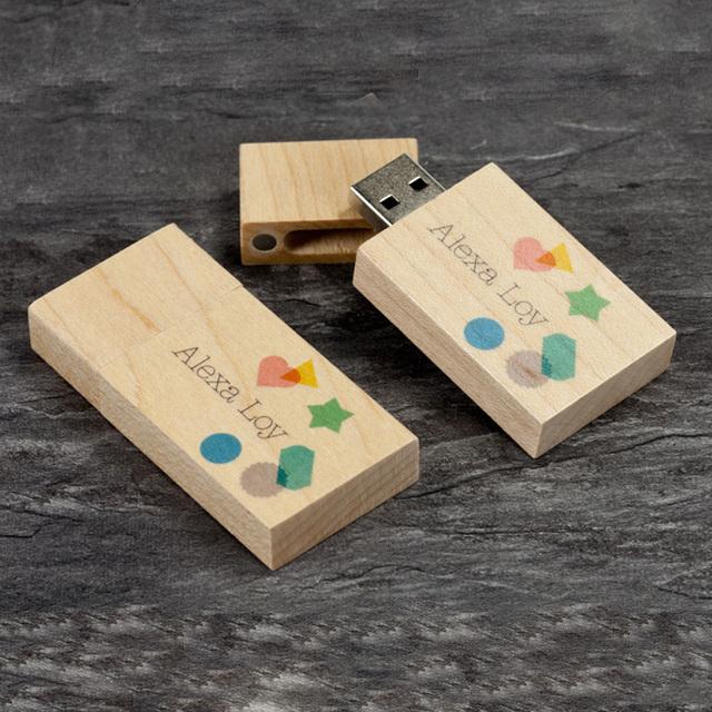8GB custom bamboo usb 2.0 thumb drive, Low Cost Branded custom usb 2.0 driver wholesale cheap usb memory stick