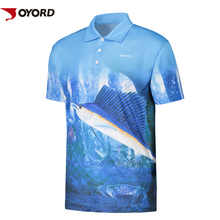 Costom sublimated fishing winter clothing breathable UPF > 50