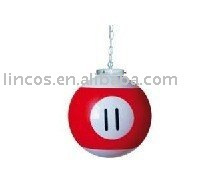 billiard ball NO 11 lighting