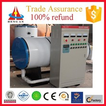trade assurance CE certificate stainless steel 700kw -2100kw induction electric boiler heating