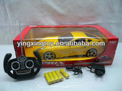 Kids hot sell toy 1:12 4ch rc car