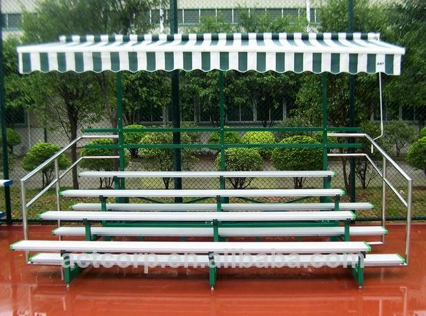 wood metal bleacher portable indoor bleachers movable bleachers for outdoor