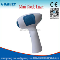 best sell Elegant appearance handhold laser hair removal machine home use