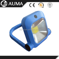 AM-7706 8w rechargeable led flood light