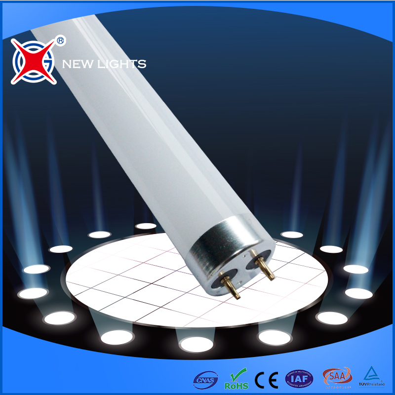 good quality high brightness led glass tube t8 20w led tube day light