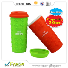 Wholesale cheap bulks cermaic silicone coffee mug
