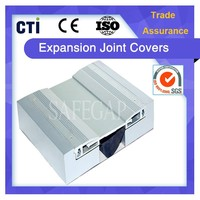 Aluminium Alloy Material Expansion Joint Covers for Building Construction