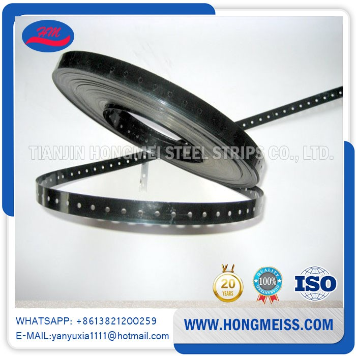 Competitive Price Q235 B235 DB460 steel metal strips banding packing strap