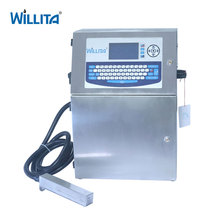 Date Code Industrial Batch Code Automatic Inkjet Printer