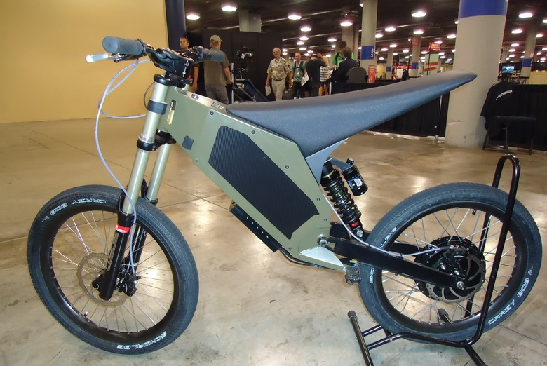 Hurricane Electric Bike 4,500